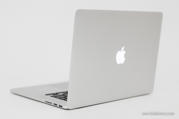 Nowy laptop Apple