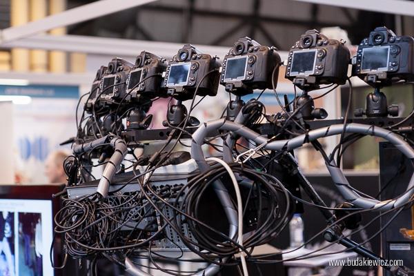 Systemy do filmowania lustrzankami