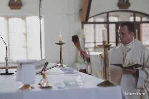 oltarz w polskim kosciele