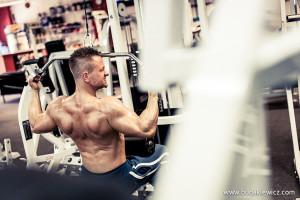 Zdjęcia na siłowni