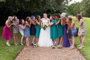 zdjęcia ze ślubu w Anglii
