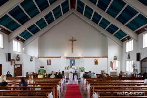 ślub w polskim kościele Peterborough