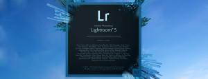 aktualizacja Lightroom 5.2