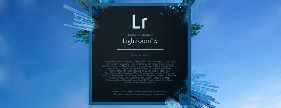 Lightroom 5.2 jest już do ściągnięcia