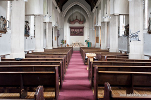 kościół w Peterborough