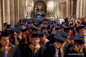 zakonczenie roku na uniwersytecie w Peterborough