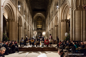 miasto Peterborough katedra