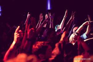 fotografia koncertowa UK