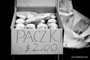 Polski namiot na International Folk Fair w St.Petersburg