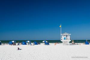 plaża na florydzie, st.petersburg