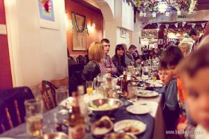 impreza w greckiej tawernie