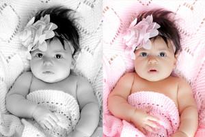 sesje fotograficzne noworodkow