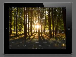 adobe lightroom aplikacja mobilna ipad