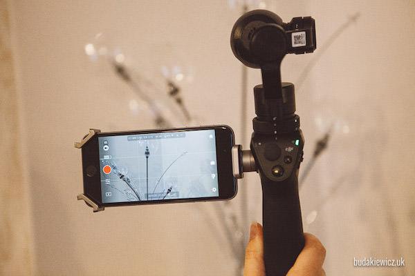 kamera Osmo 4K 11