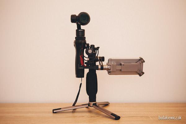 kamera Osmo 4K 30
